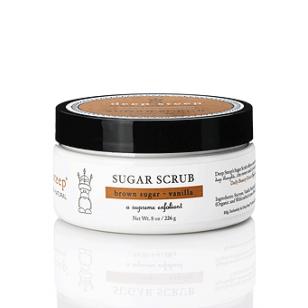 Brown Sugar Vanilla Sugar Scrub
